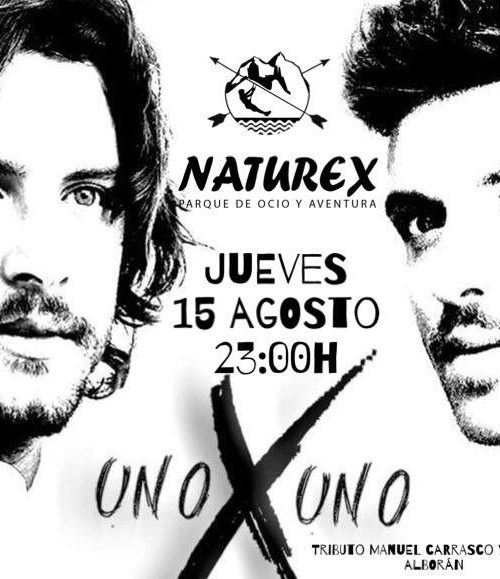Uno x Uno tributo a Pablo Alborán y Manuel Carrasco