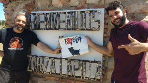 Extopa tributo a Estopa en Zarzacapilla