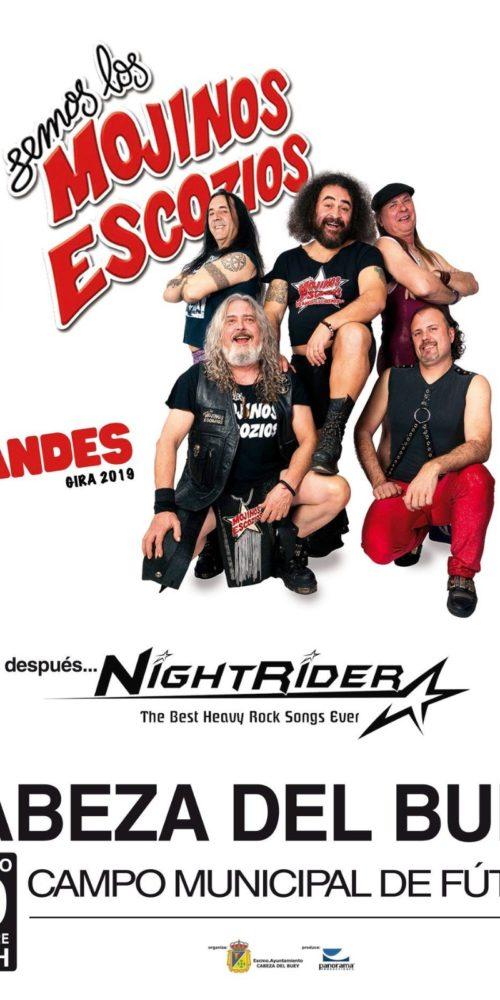 Nightrider tributo metal 80