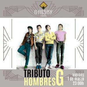 Hombres Je tributo a Hombres G comienzan gira 2019 en Talavera de la Reina