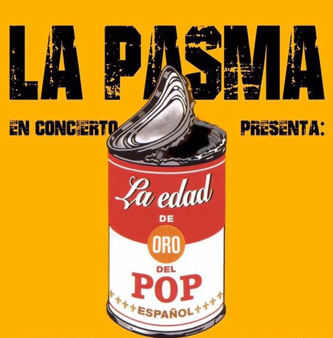 La Pasma versiones pop rock años 80