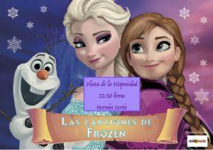 Las canciones de Frozen