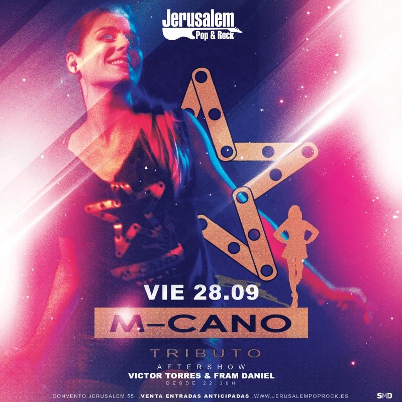 m-cano tributo a Mecano Valencia