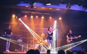 M-cano tributo a mecano concierto en La Garrovilla